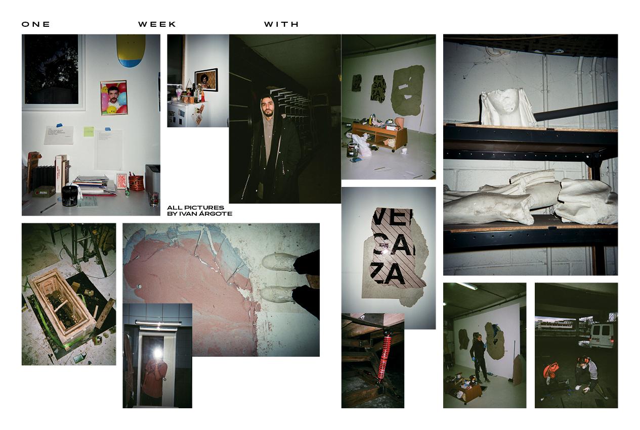 Ivan Argote; Art; Duelmagazine